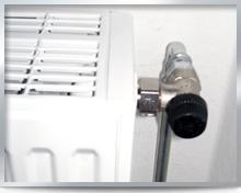 Customer service heating
