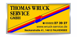 Partner Thomas Wruck Service