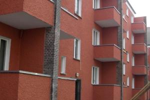Altbausanierung Fassade