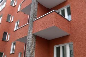 Altbausanierung Fassadenarbeiten