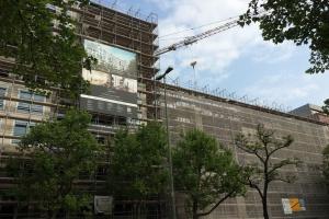 Großprojekt Baustelle