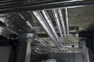 Heizung Leitungen Strang