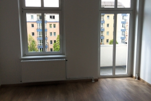Wohnungssanierung Zimmer nachher